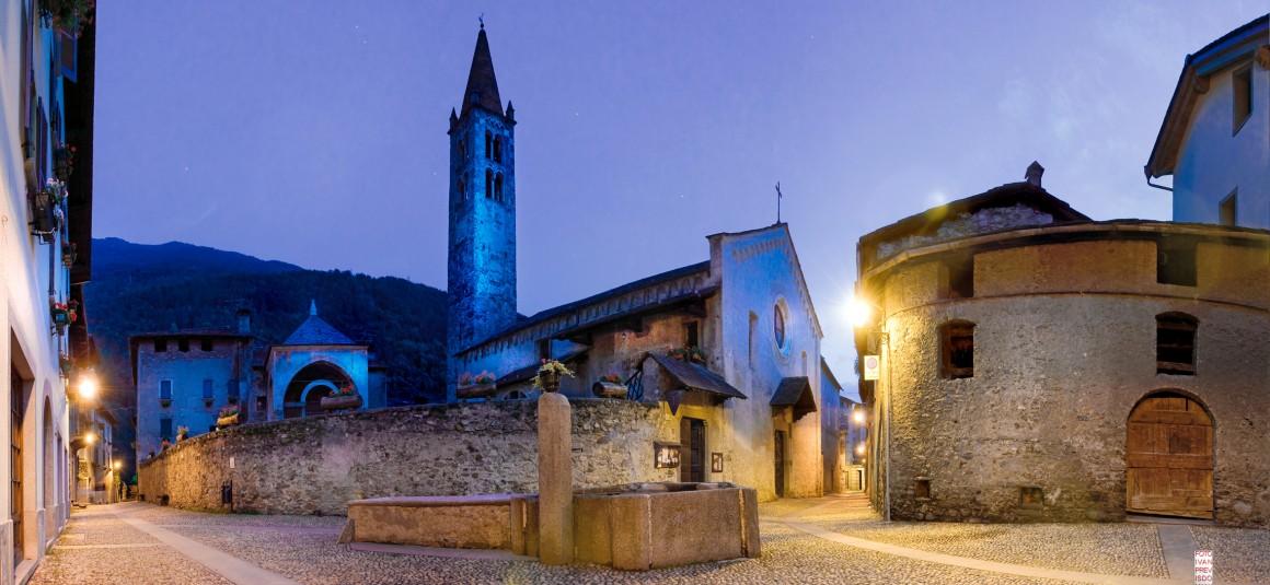 Chiesa S. Giorgio Grosio