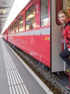 trenino rosso
